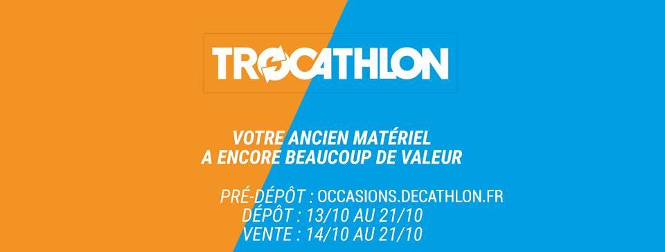 Trocathlon date