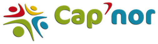 CAP'NOR pôle commercial régional de Cherbourg La Glacerie Logo
