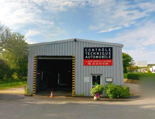 Centre de contrôle technique ouvert