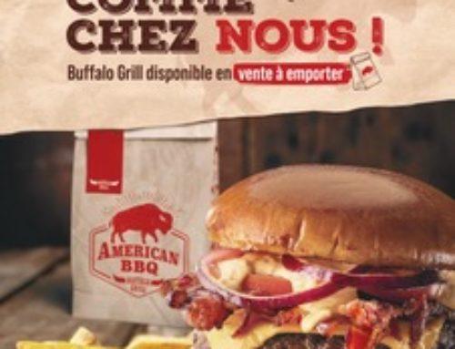 Buffalo Grill en vente à emporter