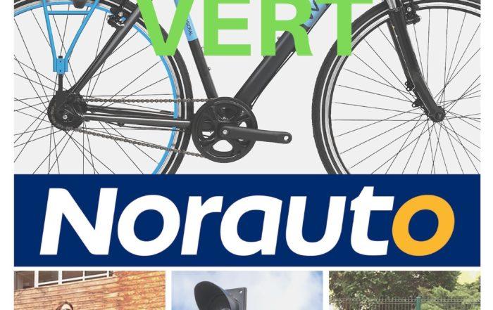 Passez au vert avec le vélo électrique chez Norauto Cap'Nor à Cherbourg