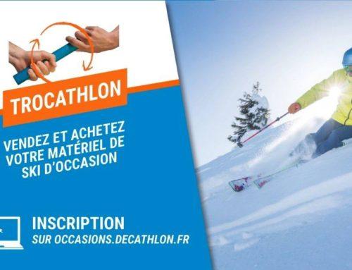 Trocathlon sports d'hiver de Décathlon Cherbourg
