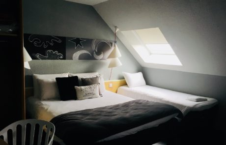 Profitez d'un niveau de confort supérieur avec les nouvelles chambres supérieures de l'Ibis de la zone CAP'NOR de Cherbourg en Cotentin