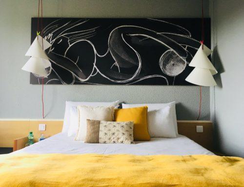Ibis Cherbourg la Glacerie présente ses nouvelles chambres supérieures