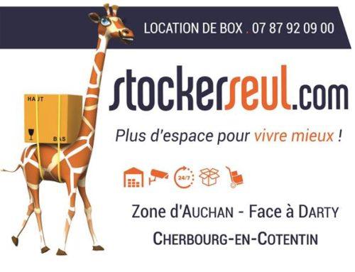 Espace de stockage Stockerseul.com à Cherbourg-en-Cotentin