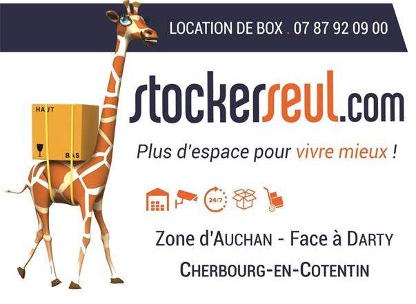 Stockerseul.com à Cherbourg box privatif, espace de stockage