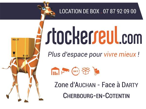 Stockerseul.com solution de stockage zone Cap'Nor à la Glacerie
