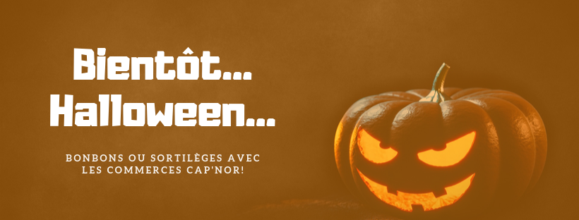 Joyeux Halloween 2019 avec CAP'NOR