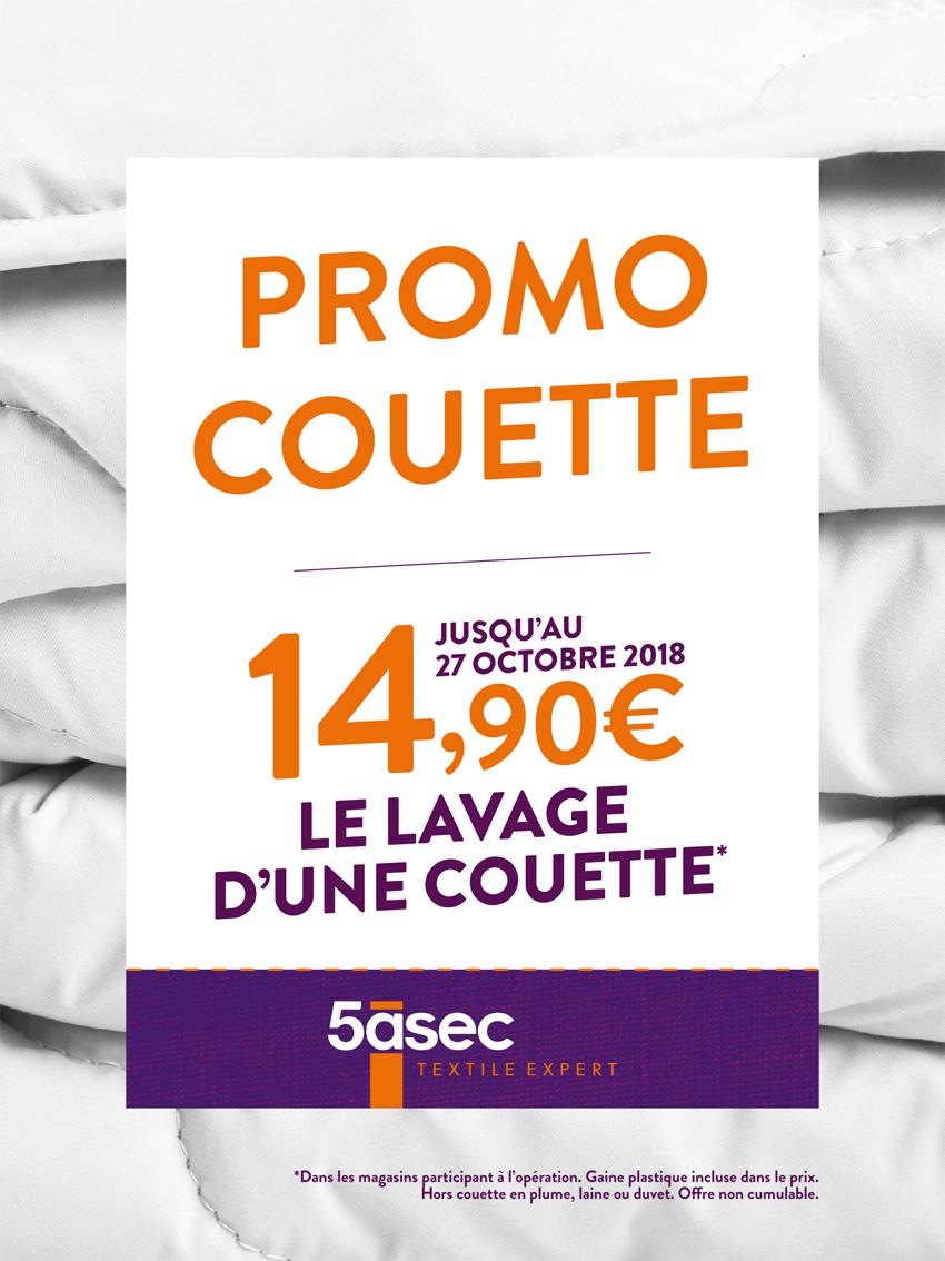 Promo couette 5àsec Cap'Nor à Cherbourg https://www.5asec.fr/
