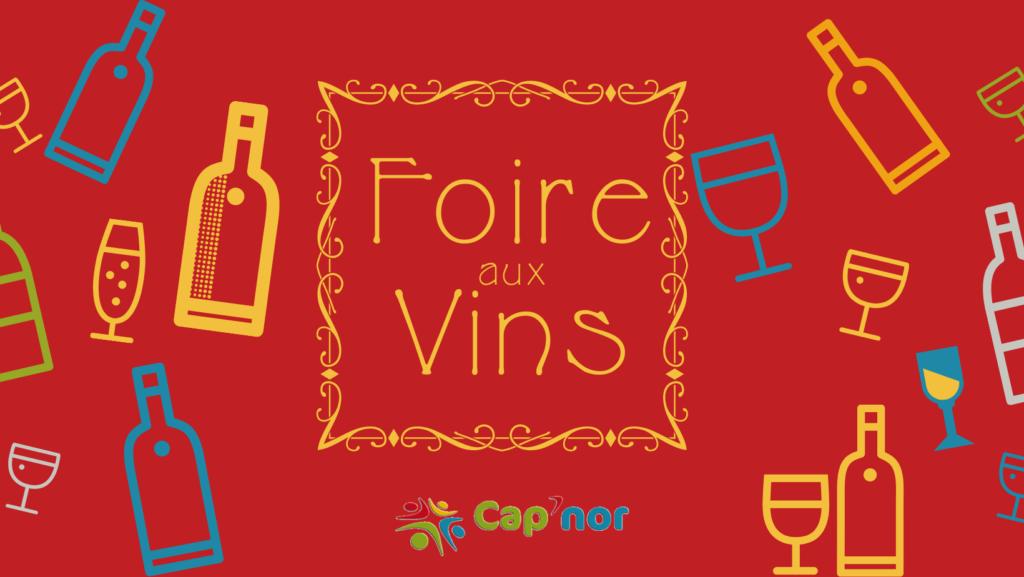 Foire aux vins 2021 Cap'Nor