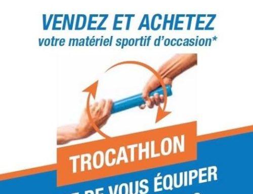 Trocathlon sport d'eau chez Décathlon